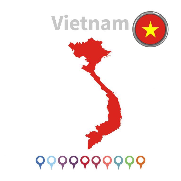 ベトナム全域で、あらゆる調査を行う、トラストジャパン