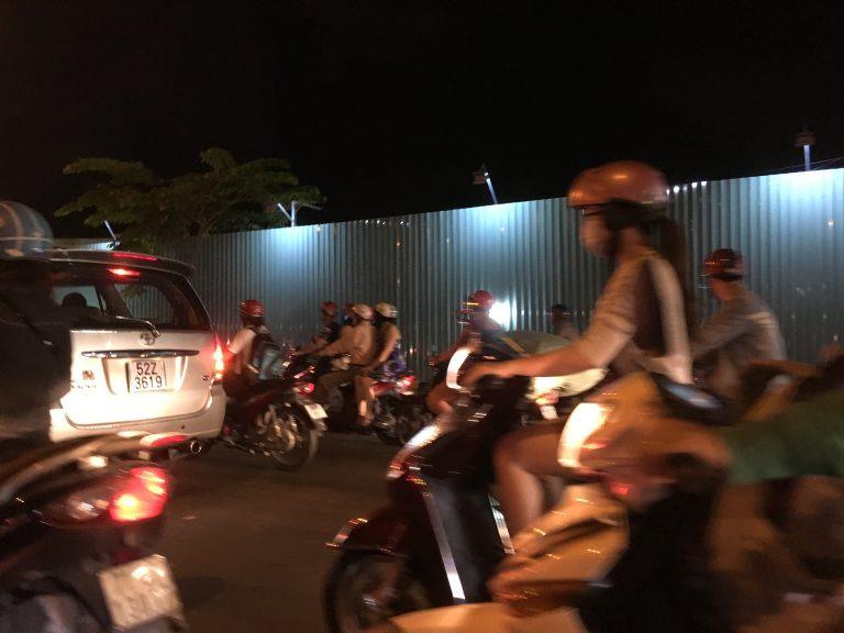 ベトナム 交通事情